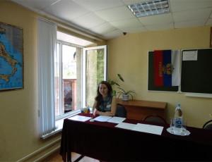 репетитор итальянского языка Короткова Мария