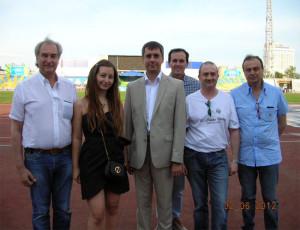 Сопровождение Итальянской делегации в качестве переводчика итальянского языка г.Тольятти