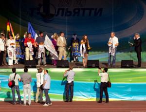 устный последовательный перевод день города Тольятти