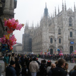 Дуомо — кафедральный собор в Милане: