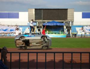 Тольятти день города 2012
