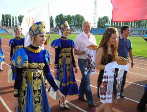В первые выходные июня Тольятти отметил своё 275 летие.
