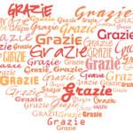Спасибо по Итальянски