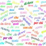 Вопросительные слова в Итальянском языке