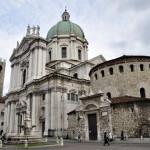 Брешия Duomo Nuovo и Duomo Vecchio
