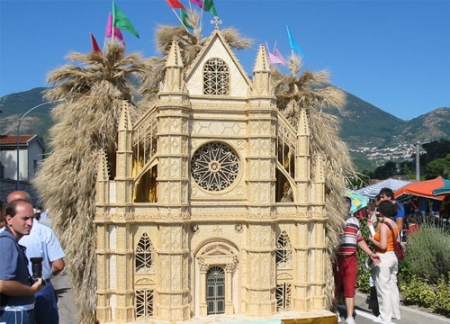 Праздник пшеницы в Неаполе 2