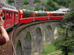 Путешествие по Италии на поезде