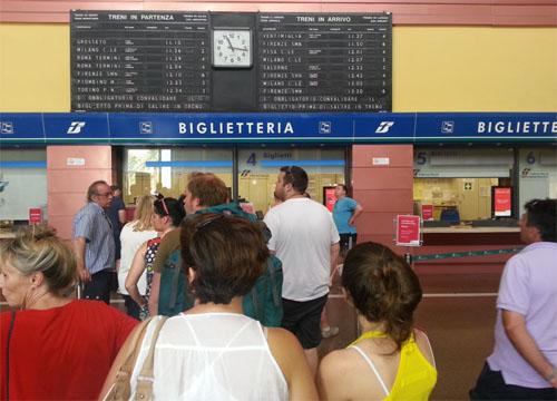 покупка билетов в италии