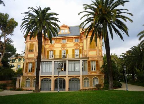 Villa Nobel SanRemo