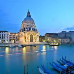 Достопримечательность Венеции Базилика Санта Мария делла Салюте