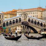 Мост Риальто Достопримечательность Венеции