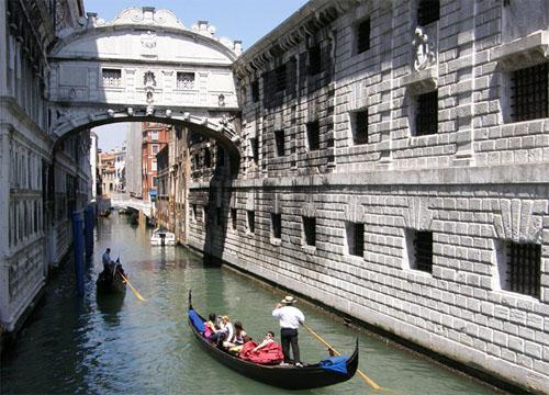 dostoprimechatel'nosti venetsii Most vzdohov