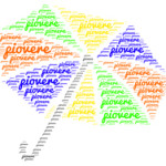 Глаголы  Итальянского языка — piovere
