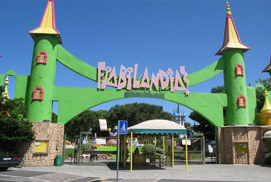 парк развлечений Фьябиландия