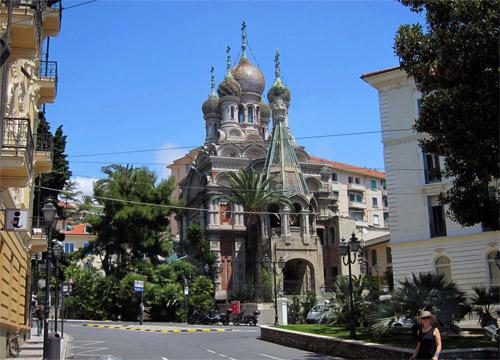russian-church-San-remo