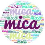 Наречие «mica»