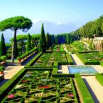 Ботанические сады Италии