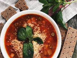 фото итальянского супа