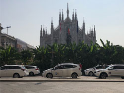 Прогулка по Милану, окраинам и местам индустрии моды