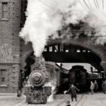 Поезд-призрак или путешественник во времени
