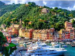 Портофино — райский уголок Италии