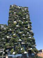 Фотография Вертикальный лес в Милане