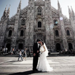 Романтика для молодоженов в Милане