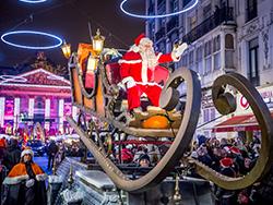 Рождество по европейски