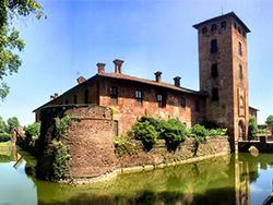 Замок Borromeo в Милане